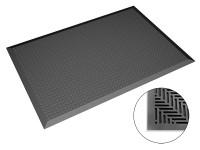 Safeguard ESD-Bodenmatte, flache Bodennoppen