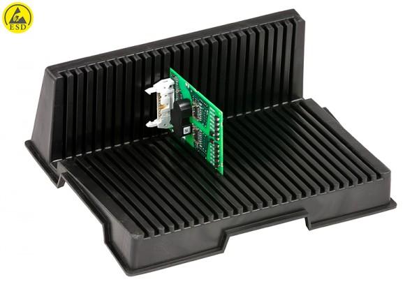 ESD-Leiterplattenhalter / 20 Platinen