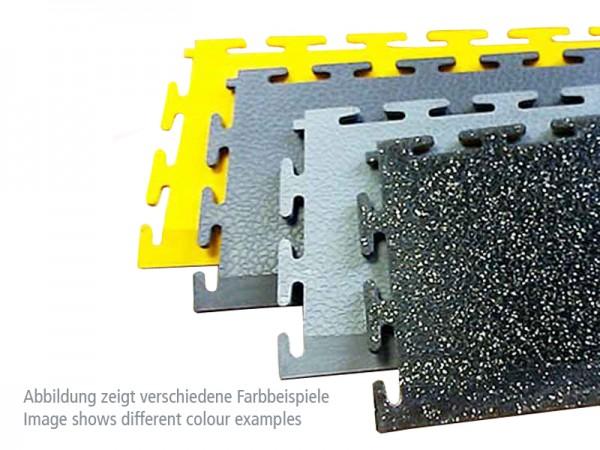 ECOTILE Bodenrampe gelb 500 mm, 5mm > 1mm