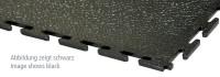 ECOTILE PVC Bodenfliese, graphit, standard, glatt, 500 x 500 x 7 mm