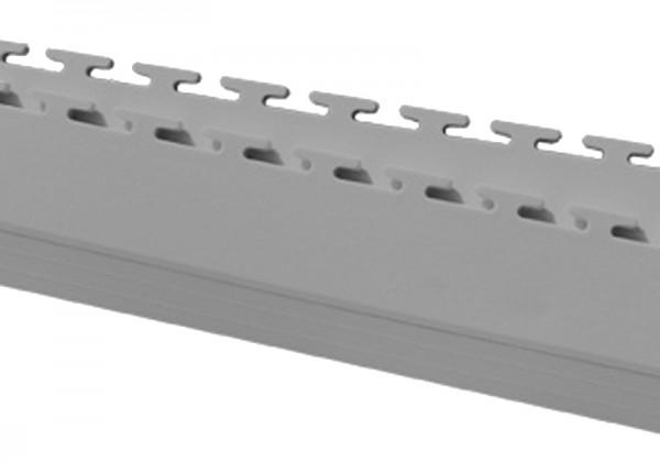 ECOTILE Bodenrampe, dunkelgrau, 500 mm, 10 mm > 1 mm