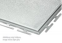 ECOTILE PVC Bodenfliese, Schieferoptik 500 x 500 x 6 mm