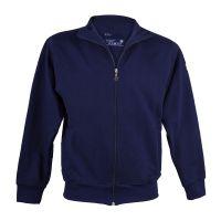 ESD Premium Sweatshirt-Jacke, marineblau